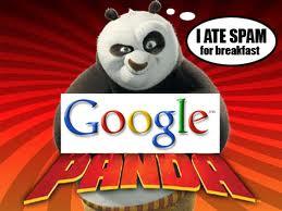 google panada update